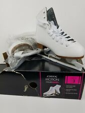 Dbx Motion Girl's Figure Skates size 3 Girls New open box