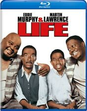 LIFE New Sealed Blu-ray Eddie Murphy Martin Lawrence