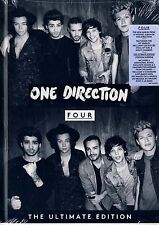 BRAND NEW DVD // ONE DIRECTION // FOUR //   THE ULTIMATE EDITION