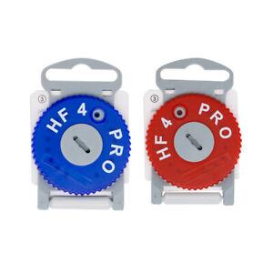 HF4 Wax Guard Wheel for Hearing Aids Wax Filters Earwax Traps(16pcs/pack)