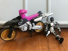 Power Rangers Operation Overdrive Black Zordtek Cycle Bandai