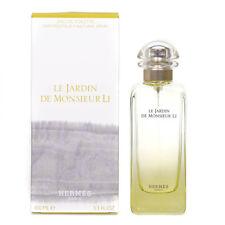 2cbd346de05 NEW Hermes Le Jardin De Monsieur Li 100ml Eau De Toilette Unisex Spray