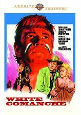 WHITE COMANCHE - (1968 William Shatner) Region Free DVD - Sealed