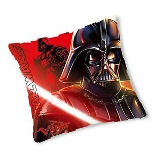 Star Wars Darth Vader Kuschel Kissen Dekokissen NEU OVP 30 cm x 30 cm