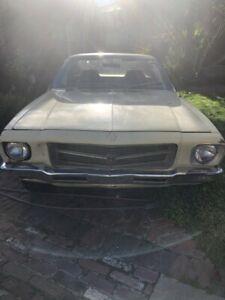 1972 Holden HQ Ute
