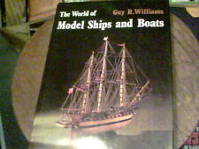 The World of Model Ships and Boats by Guy R. Williams wb8
