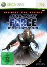XBOX 360 Star Wars The Force Unleashed Ultimate Sith Edition come nuovo