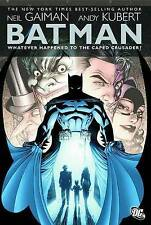 Batman: Whatever Happened to the Caped Crusader by Neil Gaiman (Paperback, 2010)