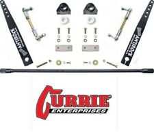 Currie AntiRock Front Sway Bar Kit Steel Arms & Aluminum Mounts 84-01 Jeep XJ