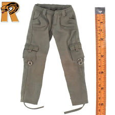 Carol CT-003 - Female Grey Pants - 1/6 Scale - Cat Toys Action Figures