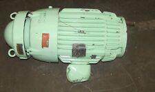 U.S. MOTORS 06678743-100 TUC L10-06678743-100-M D01 001 20 HP 460V MOTOR REBUILT