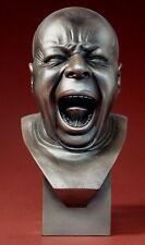 """MESSERSCHMIDT Franz Xaver """"Le Gaehner"""" magnifique Sculpture Du Musée"""