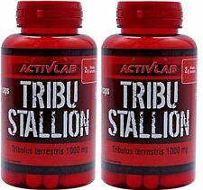 ActivLab Tribulus Tribu Stallion 120caps. Booster Anabolic Testosterone Free P&P