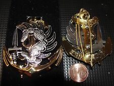 Insigne de béret neuve para parachutiste d'Infanterie de Marine RPIMa ...