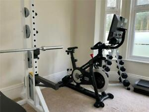 NordicTrack S22i Studio Cycle:£396 1 Yr iFIT Included:Peloton Beater:Hardly used