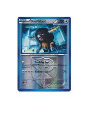 Bouffalant 114/135 Rare Reverse Holo Plasma Storm Reverse Holo Pokemon Card