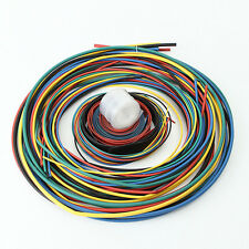 11 Sizes 6 Colors 55M/Set 2:1 Heat Shrink Tubing Tube Sleeving Wrap Wire Cable