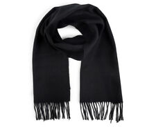 Ozwear Connection UGG 100 Merino Wool Scarf - Black