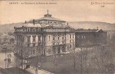 LE PUY-EN-VELAY 159 le théâtre et le palais de justice