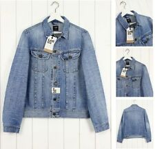 Abrigos y chaquetas de hombre azul 100% algodón talla XL