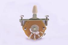 """Switchtip Set /""""Light Pink/"""" Trem./&3//5-Way Switch Large Slot fits Fender//Ibanez"""