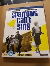 Sparrows Can't Sing (Digitally Restored) (Blu Ray) Brand new and sealed