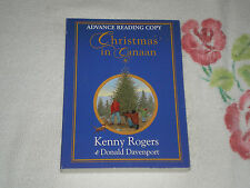 CHRISTMAS IN CANAAN by KENNY ROGERS & DONALD DAVENPORT       -ARC- -JA-