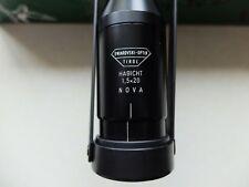 Swarovski Optik Habicht Nova 1.5 x 20 télescopique Rifle Sight Running jeu Scope