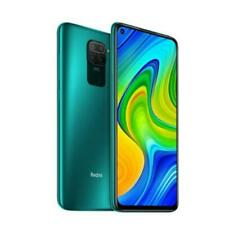 """XIAOMI REDMI NOTE 9 FOREST GREEN 64 GB 3 GB RAM DISPLAY FULL HD 6.53"""" ANDROID"""