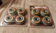 True Inline Hockey Wheels 72mm 82A Roller Skates (121181)  GET 8 Wheel LOT