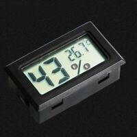 Mini Digital LCD Humidity Meter Thermometer Hygrometer Inner Temperature Measure