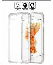 iPhone 7 Transparent TPU Protective Back Cover Case