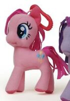 My Little Pony 3'' Pinkie Pie Plush Key Chain Clip Anime Manga NEW