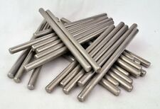 6mm x 100mm 304 stainless Rod for Handle Making Knife Scales Pins Bushcraft