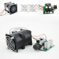 Electric Turbine Fan Turbo charger Boost Intake Fans ACE60 3.2A 12V double Motor