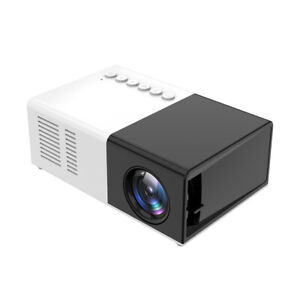 Mini Projector Home Theater Video Film Cinema HD 1080P AV/VGA/HDMI/USB/SD UK_B