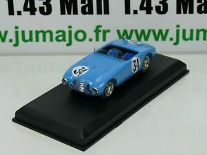BR23D 1/43 TOP MODEL 24 Heures du Mans : GORDINI T15S Simon/Gordini 1950
