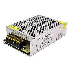 US AC110/220V To DC 48V/24V/12V/5V Switch Power Supply Adapter For LED Strip 3D