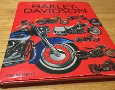 THE COMPLETE HARLEY DAVIDSON HARD COVER BOOK