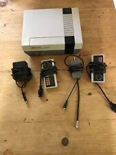 Nintendo Entertainment System Set Gray Console NES