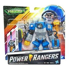 Power Rangers Beast Morphers - Smash Beastbot - Hasbro Action Figure Toy Blue