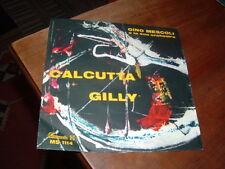 """GINO MESCOLI """" CALCUTTA - GILLIE """" ITALY'60"""