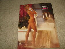 FLEX bodybuilding muscle magazine/Ms Olympia CORY EVERSON naked 7-94