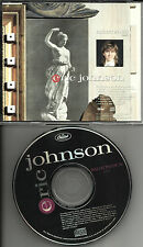 ERIC JOHNSON Righteous ULTRA RARE PROMO Radio DJ CD single 1990 DPRO79457 MINT