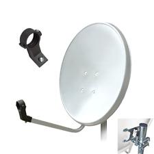 HD SAT Antenne 80 Cm Anlage digital Satellitenschüssel Schüssel Spiegel 4k ARLI