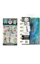 NEW: 2020 Mini Happy Planner -Watercolor Dream- & Quotes Sticker Book