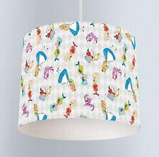 Alice In Wonderlandi (330) Girls Nursery Bedroom Drum Lampshade Light Shade