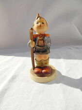 Goebel - M I Hummel - Little Hiker Figurine Tmk5