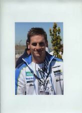 Tommy Hill Worx Crescent Suzuki BSB 2010 Signed 16