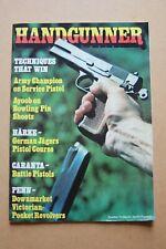 Handgunner Magazine March/April 1981